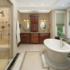 Contemporary Bathroom by Northlight Architects LLC