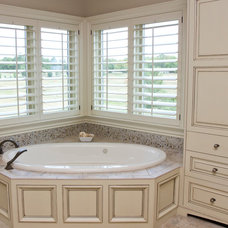 Traditional Bathroom by Wende Woodworking LLC