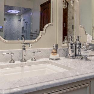 Beaded Inset Master Bath