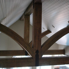 Contemporary Corbels by Green Valley Beam & Truss Co.