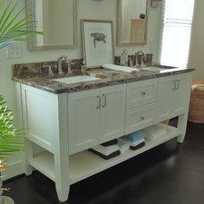 Traditional Bathroom by Xylem, Inc.