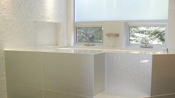Beautiful Bathroom Oasis in a Mill Valley Remodel