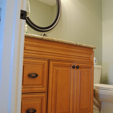 Traditional Bathroom by Sterling Kitchen & Bath