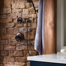 Eclectic Bathroom by Ply Gem