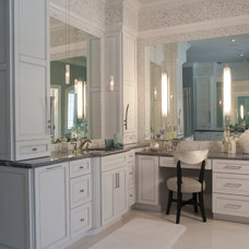 Traditional Bathroom by The Design Source Ltd