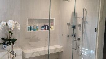 Beautiful Custom Bath and Shower Enclosures