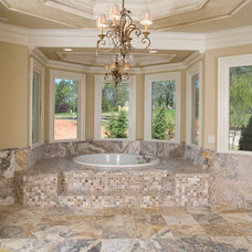 Mediterranean Bathroom by Atlantic Construction & Remodeling