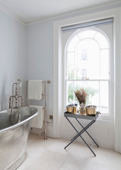 Traditional Bathroom by Woodmans Construction