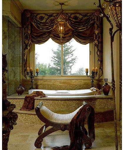 Mediterranean Bathroom by STUDIO MB