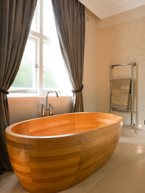 Freestanding Bathtub   Contemporary Freestanding Bathtub Idea In London