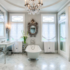 traditional bathroom by Kirk E. Peterson & Associates