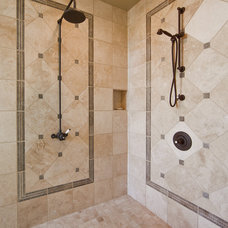 Traditional Bathroom by DESIGN GUILD HOMES