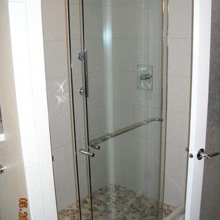 Beaverton small master bathroom