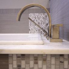 Contemporary Bathroom by Hatfield Builders & Remodelers