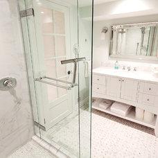 Traditional Bathroom by Dalton Distinctive Renovations