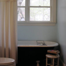Eclectic Bathroom becky harris