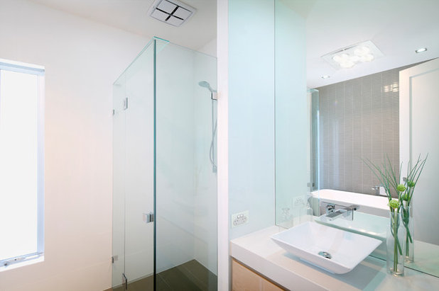 Modern Bathroom by Clipsal by Schneider Electric