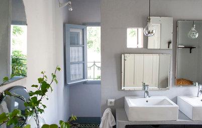 Ideas para reformar una casa de pueblo (III): El baño