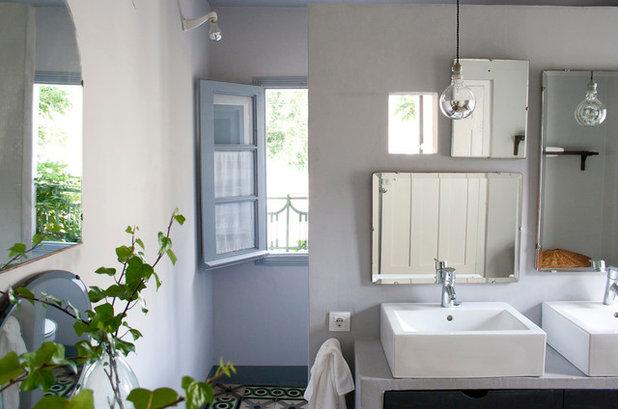 Mediterráneo Cuarto de baño by Casa Josephine
