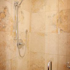 Traditional Bathroom by Tammara Stroud Design