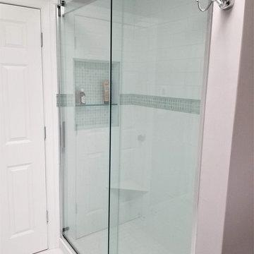 Bedford, NY Jack-n-Jill Bathroom