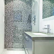 Modern Bathroom by Palmerston Design Consultants