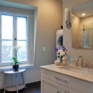 Bedroom to Master Bath & Closet