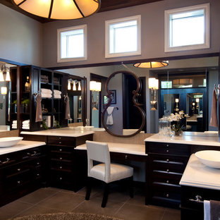 Inspiration for a timeless bathroom remodel in San Diego