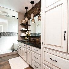 Contemporary Bathroom by Stembridge Interiors