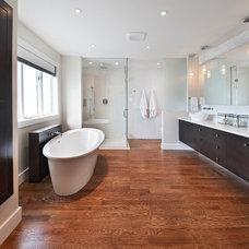 Contemporary Bathroom by Dalton Distinctive Renovations