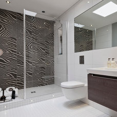 Modern Bathroom by Alexander James Interiors