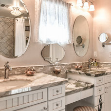 Traditional Bathroom by Randal G. Winter Construction Inc.