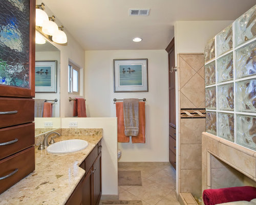 houzz  before and after bathroom design ideas  remodel pictures, Bathroom decor