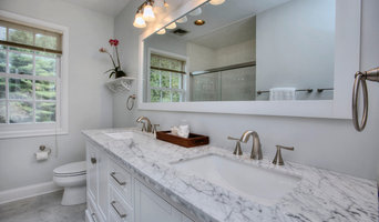 Before & After - Bathroom Renovation & Staging