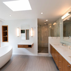 Modern Bathroom by Koffka Phakos Design