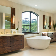 Cabinet Knob Placement Bathroom Design Ideas, Remodels & Photos with ...