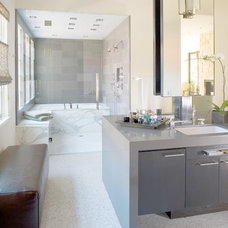 Contemporary Bathroom by Nest Architectural Design, Inc.