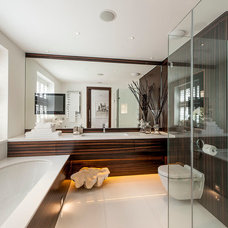Contemporary Bathroom by Landmass London