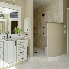 Eclectic Bathroom by Bella Homes