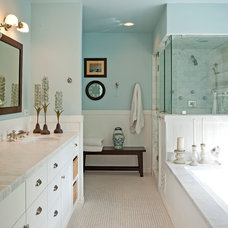 traditional bathroom by Cynthia Marks - Interiors
