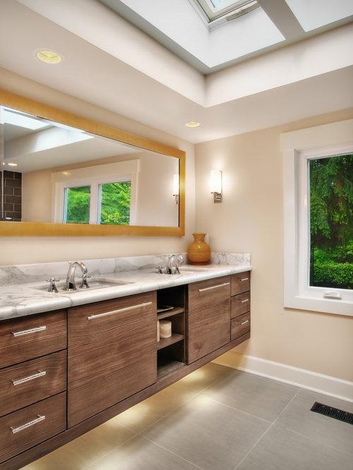 wood countertops with backsplash