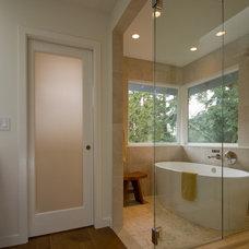 Contemporary Bathroom by Pierce Design