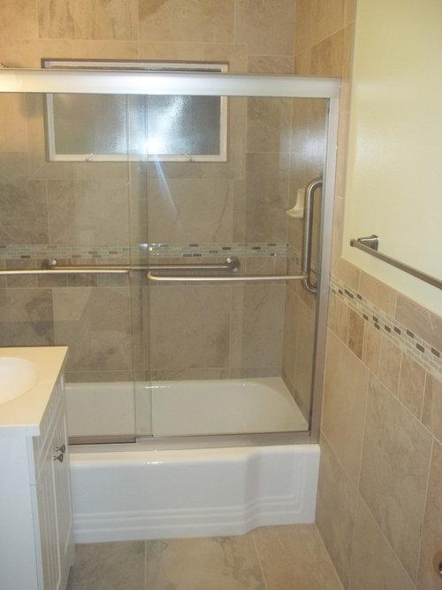 Beading For Bathroom Floor : Bathroom design ideas renovations photos with laminate