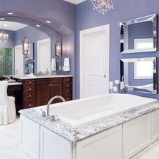 Traditional Bathroom by Cambria
