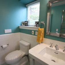 Contemporary Bathroom Belmont Bathrooms
