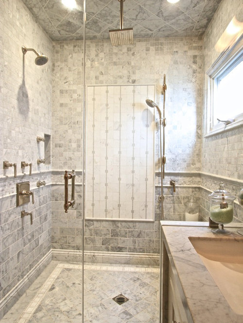 Belmont classic master bath for Classic master bathrooms