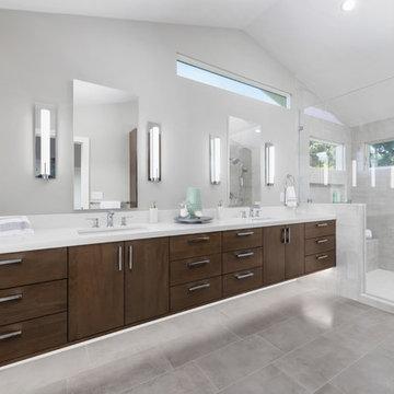 Belmont - Modern Master Bath