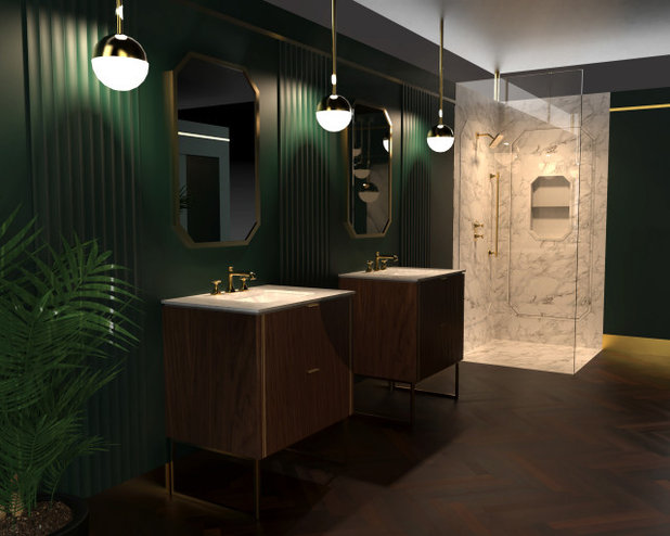Bathroom Belshire collection by DXV