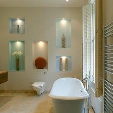 Contemporary Bathroom by Helene Dabrowski Interiors