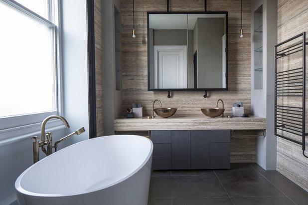 Modern Badezimmer By Roselind Wilson Design